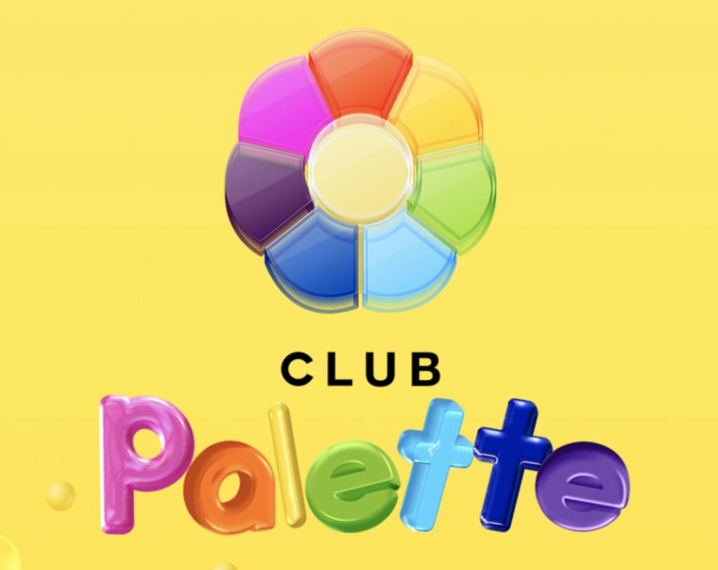 クラブパレットのロゴ